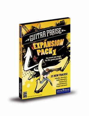 Guitar Praise Expansion Pack 1