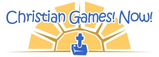 Christian Games! Now! Logo