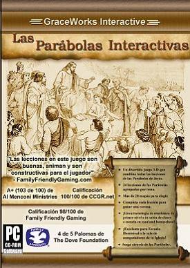 Las Parabolas Interactivas DVD
