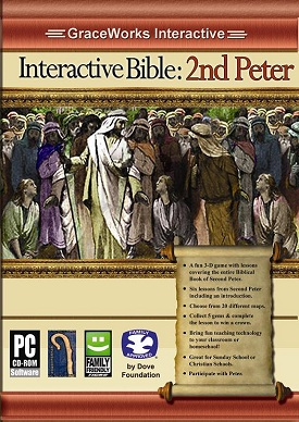 Interactive Bible: 2 Peter