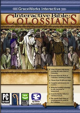 Interactive Bible: Colossians