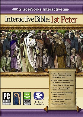Interactive Bible: 1 Peter