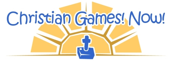 Christian Games! Now! Logo